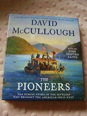 The Pioneers by David McCullough (CD, 2019, unabridged)