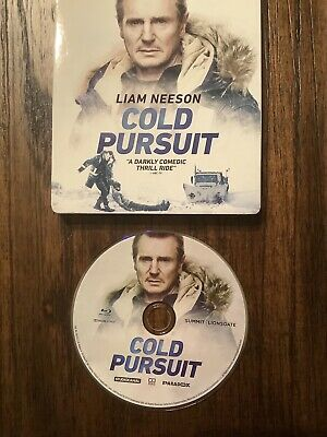 Cold Pursuit (2019, Blu-ray) Disc Only