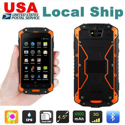 DISCOVERY V8 3G Smartphone Rugged Land Mobile Rover Support AT&T and