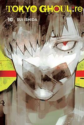 Tokyo Ghoul: re Vol. 10 by Sui Ishida New Paperback Book