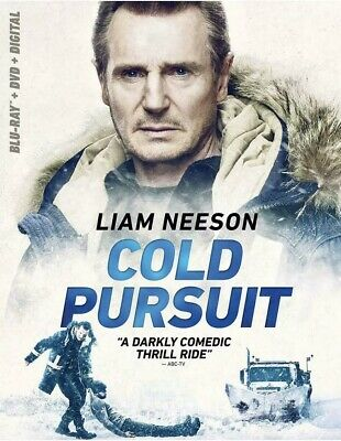 COLD PURSUIT (2019) Blu-Ray Only