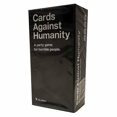 Cards Against Humanity AU Base 2.0 Version Card Game Party Game