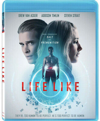 Life Like [New Blu-ray] Manufactured On Demand, Ac-3/Dolby Digital, Dolby
