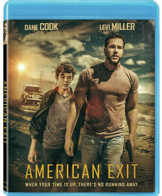 American Exit [New Blu-ray] Manufactured On Demand, Ac-3/Dolby Digital, Dolby
