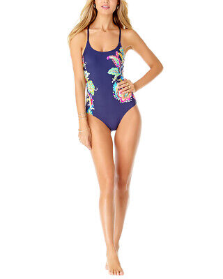 a0f054b814a ANNE COLE SIGNATURE Paisley Pom One-Piece - Women's Swimwear ...