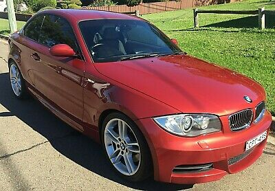 "BMW E82 2008 135i ""M"" SPORT TWIN TURBO COUPE AUTO 230kw SUPER COUPE"