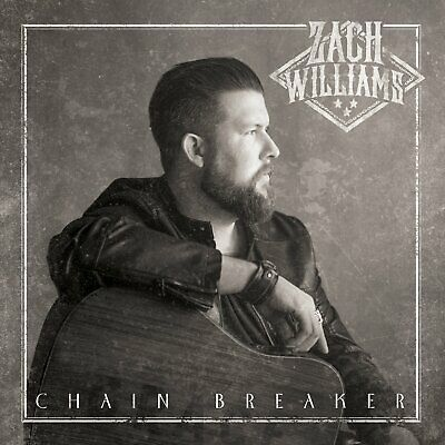 Chain Breaker by Zach Williams  Audio CD Rock Artist Religious & Devotional NEW
