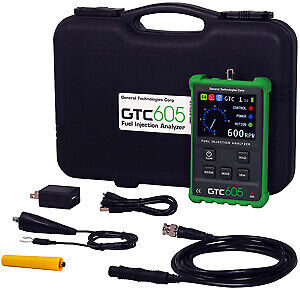 General Technologies Corp. Gtc605 Fuel Injection Analyzer