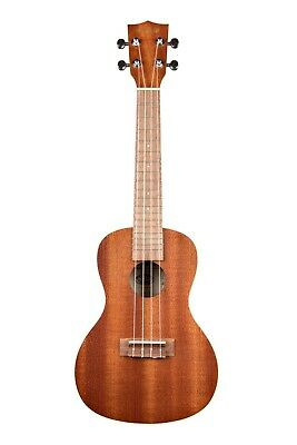 Kala KA-C Concert Mahogany Satin finish Ukulele inc Cover and Tuner