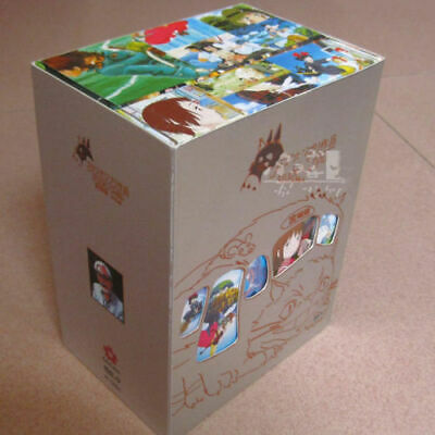 Hayao Miyazaki Studio Ghibli Ultimate Collection Complete 48 Movies DVD
