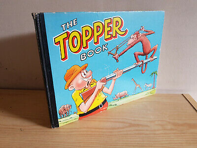 THE TOPPER BOOK 1959 - nice!