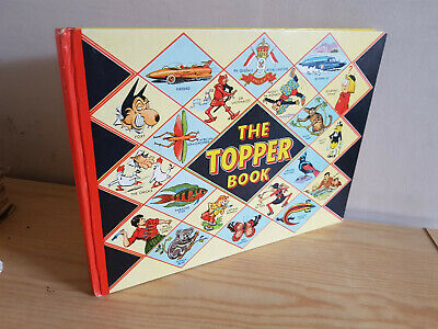 THE TOPPER BOOK 1958 - nice!