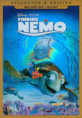 Finding Nemo [Three-Disc Collector's Edition: Blu-ray/DVD in DVD Packaging]