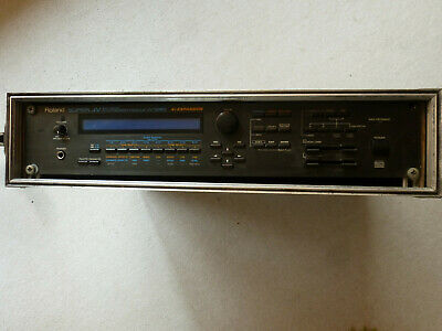 Roland JV-1080 Synthesizer,incl. 19 Zoll Case