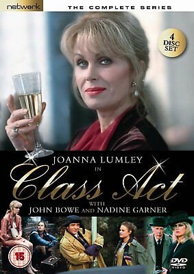 Class Act - The Complete Series (DVD, 2010, 4-Disc Set) New & Sealed