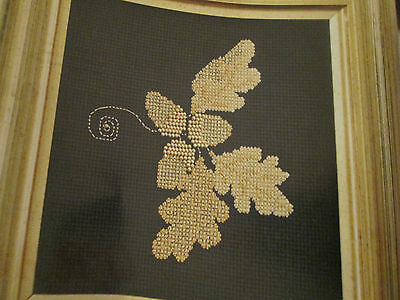 'Autumn Gold' Lesley Teare Cross Stitch Chart (only)