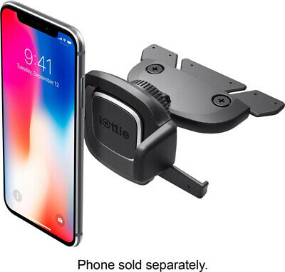 iOttie Universal Easy One Touch 4 Car CD Slot Mount for Mobile Phones