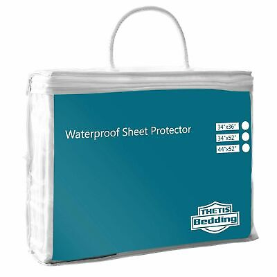 """Absorbent Bed Pad Washable Waterproof 34 x 52 36 """" Pads Reusable Incontinence"""