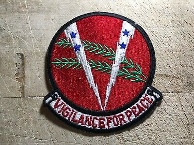 1950s/1960s? US AIR FORCE PATCH-524th Bombardment Squadron-ORIGINAL USAF!