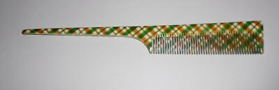 #9 Vintage French HAIR COMB  France Never Used