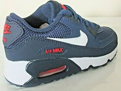 Uk Air 1 90 Shoes Trainers 11 Kids 833420 Nike Boys 411 Max Size n0OPk8Xw