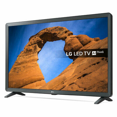 LG 32LK6100PLB 32 Inch Smart FHD HDR LED TV Built-in WiFi WebOS Freeview Play