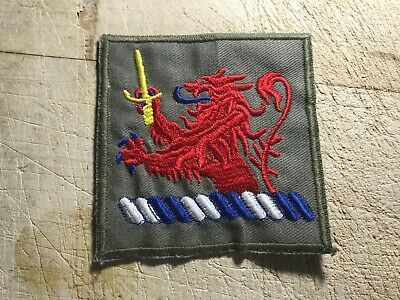 1950s/1960s? US AIR FORCE PATCH-Unknown Squadron-ORIGINAL USAF BEAUTY!