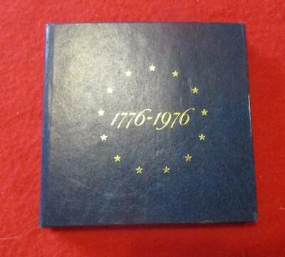 1776-1976-S 3 Piece 40% Silver United States Bicentennial Proof Set    #MF-1351