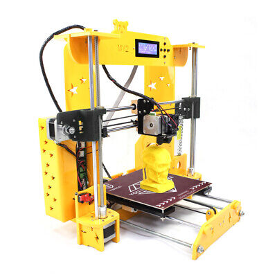 HIGH-QUALITY DUAL-EXTRUDER REPRAP 3D Printer - $699 00