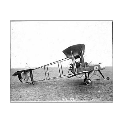 "9901471 10""x8"" (25x20cm) Print of Royal Aircraft Factory FE2B 4962"