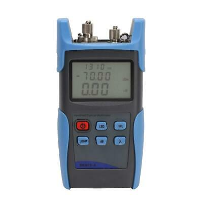 BWJ828-A Integrated Optical Power Meter Fiber Optic Tester -70~+5DBM