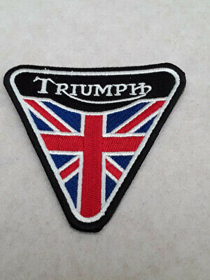 patch, broder , thermocollant , triumph 7.5cm