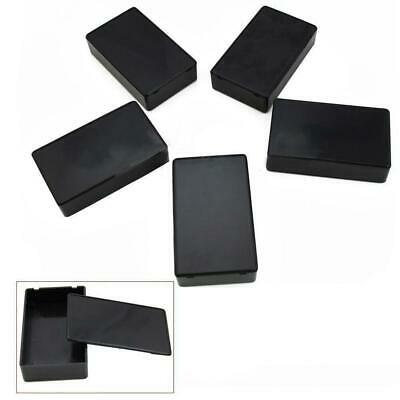 5PCS Plastic DIY Electronic Project Box Enclosure Instrument Case 100x60x25mm WT