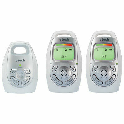 VTech Safe&Sound Audio Baby Monitor with Two-way Communication (DM223-2)