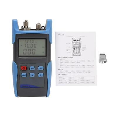 BWJ828-A Red Light Optical Power Meter Fiber Optic Tester -70 - +5DBM