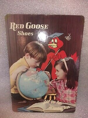 Red Goose Shoes Display Sign