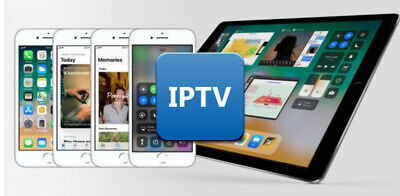6 Month IPTV - Smarters / Zgemma / MAG / GSE / iOS / Android / Fire