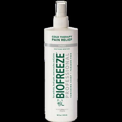 BioFreeze Professional - Biofreeze Pro Spray Pump Clear 16 fl oz