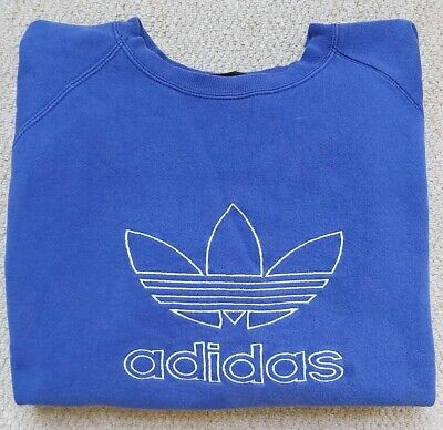 Vintage 1980s 1990s Adidas Jumper in size Large, Great Condition!