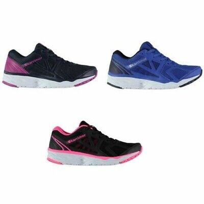 Karrimor Pace Run Boys Running Shoes Trainers Footwear