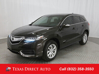 2016 Acura RDX 4dr SUV AWD Texas Direct Auto 2016 4dr SUV AWD Used 3.5L V6 24V Automatic AWD SUV Moonroof
