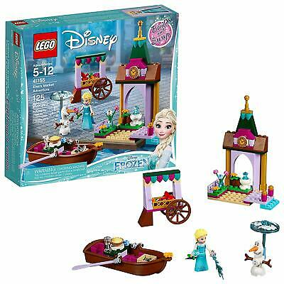 LEGO Disney Frozen Elsa's Market Adventure  Buildable Toy for Girls and Boy