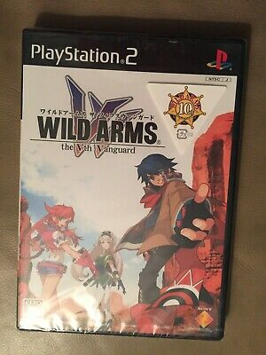 WILD ARMS 5 Anniversary Edition (Playstation 2) – PS2