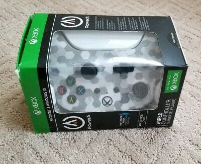 PowerA Wired Controller for Xbox One - Arctic Frost Camo 1508486-01