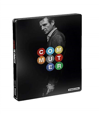 NEESON,LIAM/FARMIGA,VERA-The Commuter [SB] - (GERMAN IMPORT) BLU-RAY NUEVO
