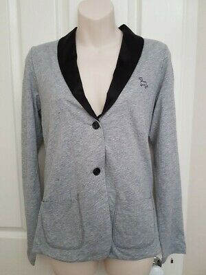 Ladies Peter Alexander tuxedo top sleepwear - size XS BNWT