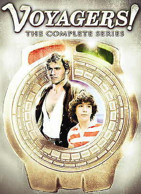 The Voyagers!  The Complete Series NEW, Sealed (DVD, 2007, 4-Disc Set)