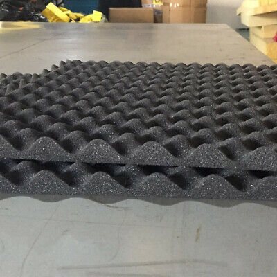 50x50x5cm Acoustic Soundproof Sound Stop Absorption Foam Sponge For Studio KTV