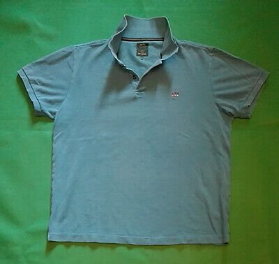 Henry Cottons Polo Shirt Uomo Tg Xl - Slim Fit -Occasione!