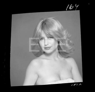 Pia Zadora Harry Langdon Negative w/rights H74